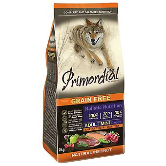Primordial Pienso para Perros Adult Mini Trucha & Pato (Dogs , Dog Food , Dry Food)