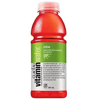 Vitamin Vatten Shine Vattenmelon Rosa Grapfr-( 591 Ml X 12 )