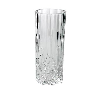 Set Of 4 Crystal Glasses For Whiskey  Classical Style  Tableware
