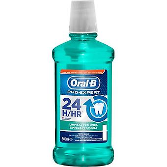Oral B Mouthwash Pro-expert Deep Cleaning 500 ml