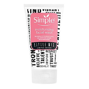 Simple Moisturising Facial Wash 150ml