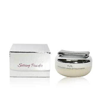 PUR (PurMinerals) Translucent Loose Setting Powder With Built In Sponge - # Translucent 9g/0.3oz