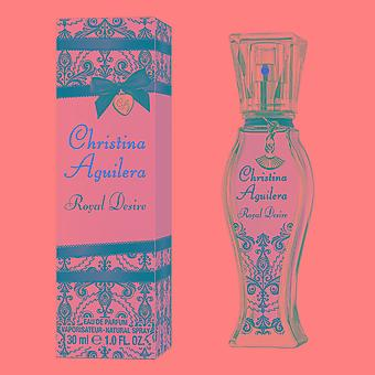 Christina Aguilera Royal Desire Eau de Parfum Spray 30ml
