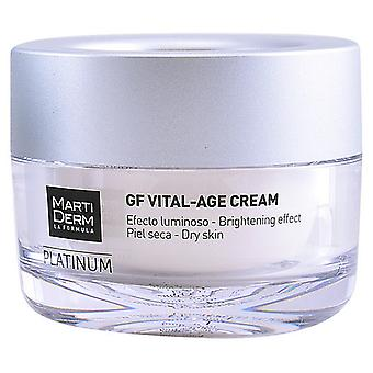 Moisturising Day Cream Platinum Gf Martiderm (50 ml)