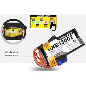 DualSky 1300mAh 7,4V 20C Lipo pack for receiver
