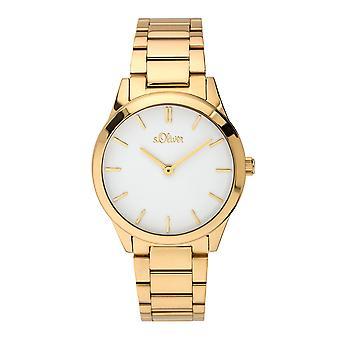 s. Oliver SO-3625-επ γυναικεία ρολόι
