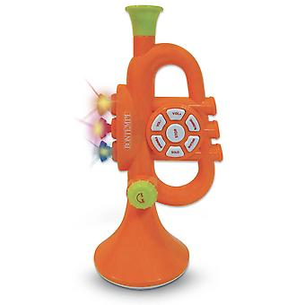 Bontempi Baby Melodie Trompete Orange