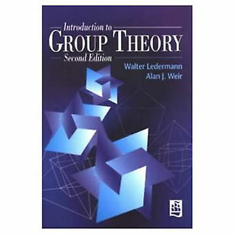 Introduction to Group Theory by Ledermann & Walter