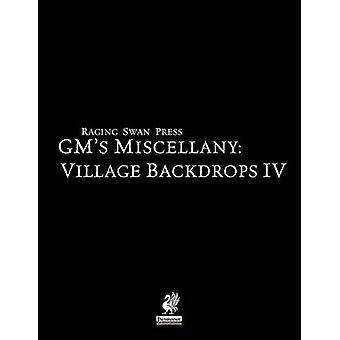 Raging Swans GMs Miscellany  Village Backdrop IV by Broadhurst & Creighton J