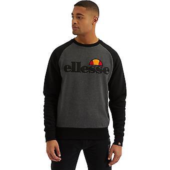 Ellesse Triviamo Sweatshirt Charcoal 12