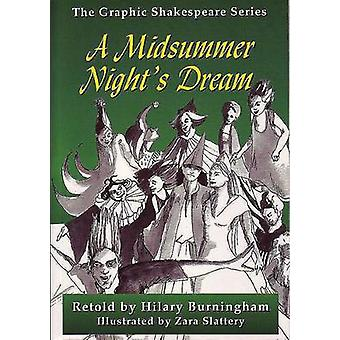 Midsummer's Night Dream by Hilary Burningham - 9781783220182 Book