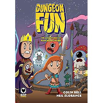 Dungeon Fun by Colin Bell - 9781910775226 Book