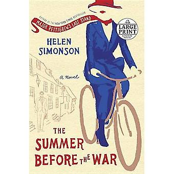 The Summer Before the War (large type edition) by Helen Simonson - 97
