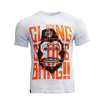 Officiële Call of Duty Monkey Bomb Clang Clang Bang!! T-Shirt