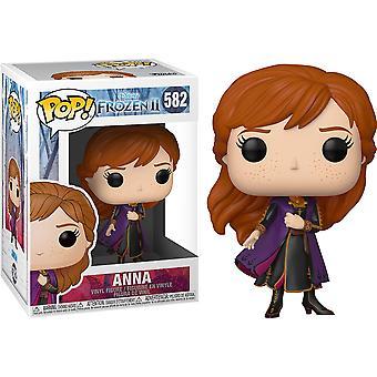 Frozen II Anna Pop! Vinyl