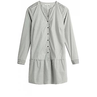 Sandwich Clothing Fine Striped Blouse