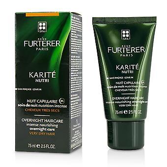 Karite nutri overnight haircare intense nourishing overnight care (very dry hair) 217255 75ml/2.5oz