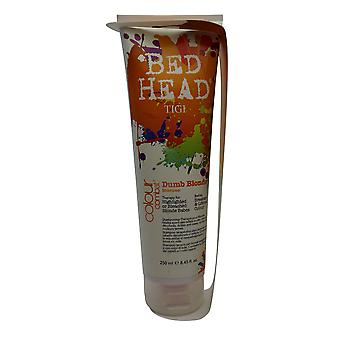 Tigi Dumb Blonde Bed Head Shampoo 8.45 oz 250 ml