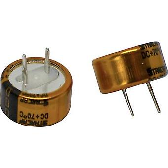 Korchip DCLT5R5474C EDLC 0.47 F 5.5 V (Ø x H) 21.5 mm x 9.5 mm 1 pc(s)