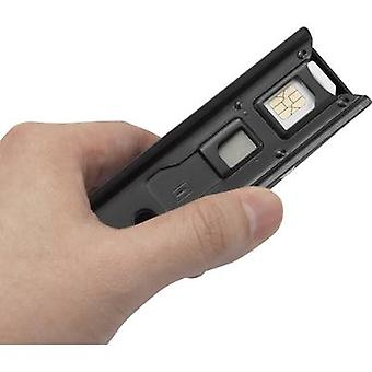 Basetech BT-SIMS-AIO SIM card cutter Adapted from: Standard SIM, Micro SIM Adapted to: Micro SIM, Nano SIM