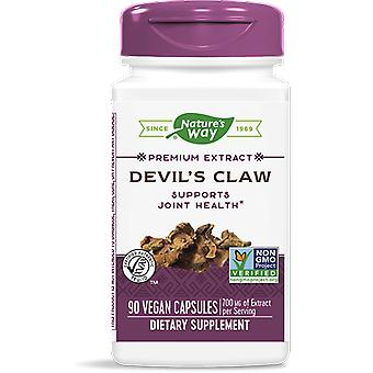 Devil's Claw Standardized (90 Capsules) - Nature's Way