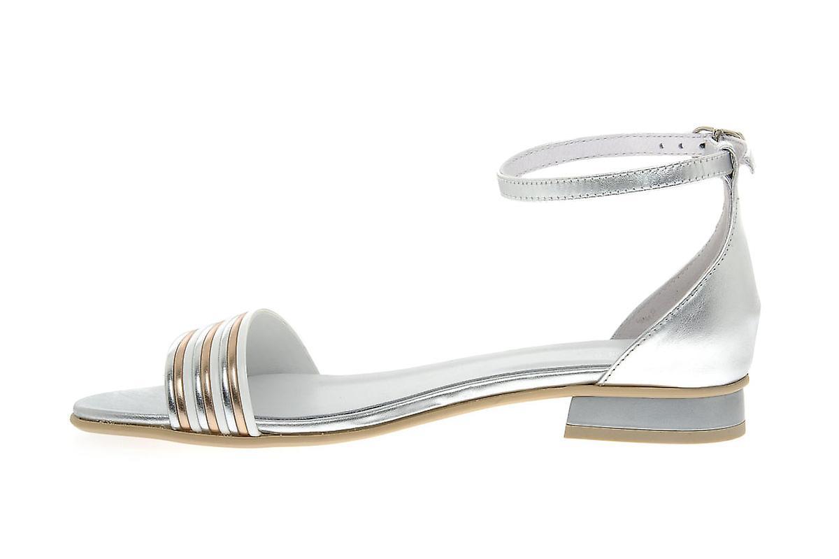 Nero giardini  700 oxigen argento sandali KwjmPz
