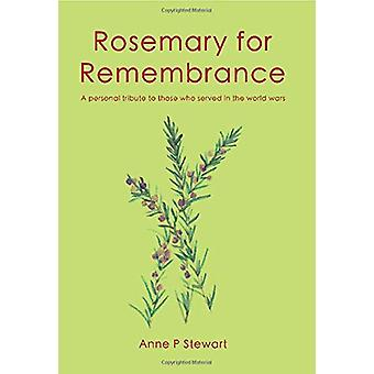 Rosemary For Remembrance by Anne Stewart - 9781916133303 Book
