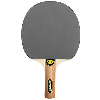 Carlton WCPP Table Tennis Bat Rubber-Less Finish Shaped Handle Training Sport