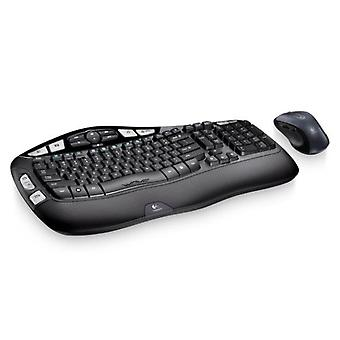 MK550 Wireless Wave Keyboard Mouse Combo