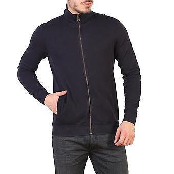 Man cotton long sweatshirt turtleneck t-shirt top n55959