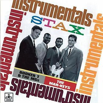 Booker T. & the Mg's/Mar-Keys - Stax Instrumentals [CD] USA import