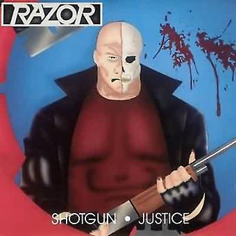 Razor - Shotgun Justice [CD] USA import