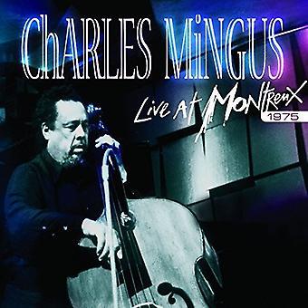 Charles Mingus - En vivo en Montreux 1975 [CD] Importación de EE.UU.