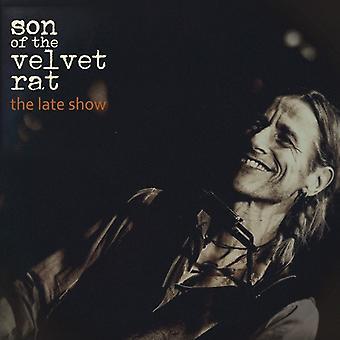 Son of the Velvet Rat - Late Show [CD] USA import