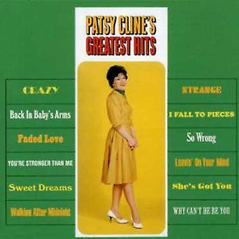 Patsy Cline - Greatest Hits [CD] USA import