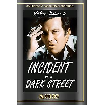 Incident on a Dark Street [DVD] USA import