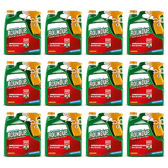 Sparset: 12 x ROUNDUP® AC, 3 litres