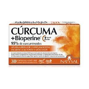Turmeric 30 capsules of 12000mg