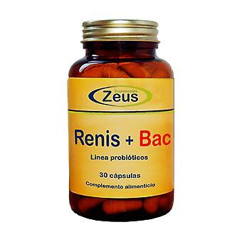 Renis + Bac 30 capsules