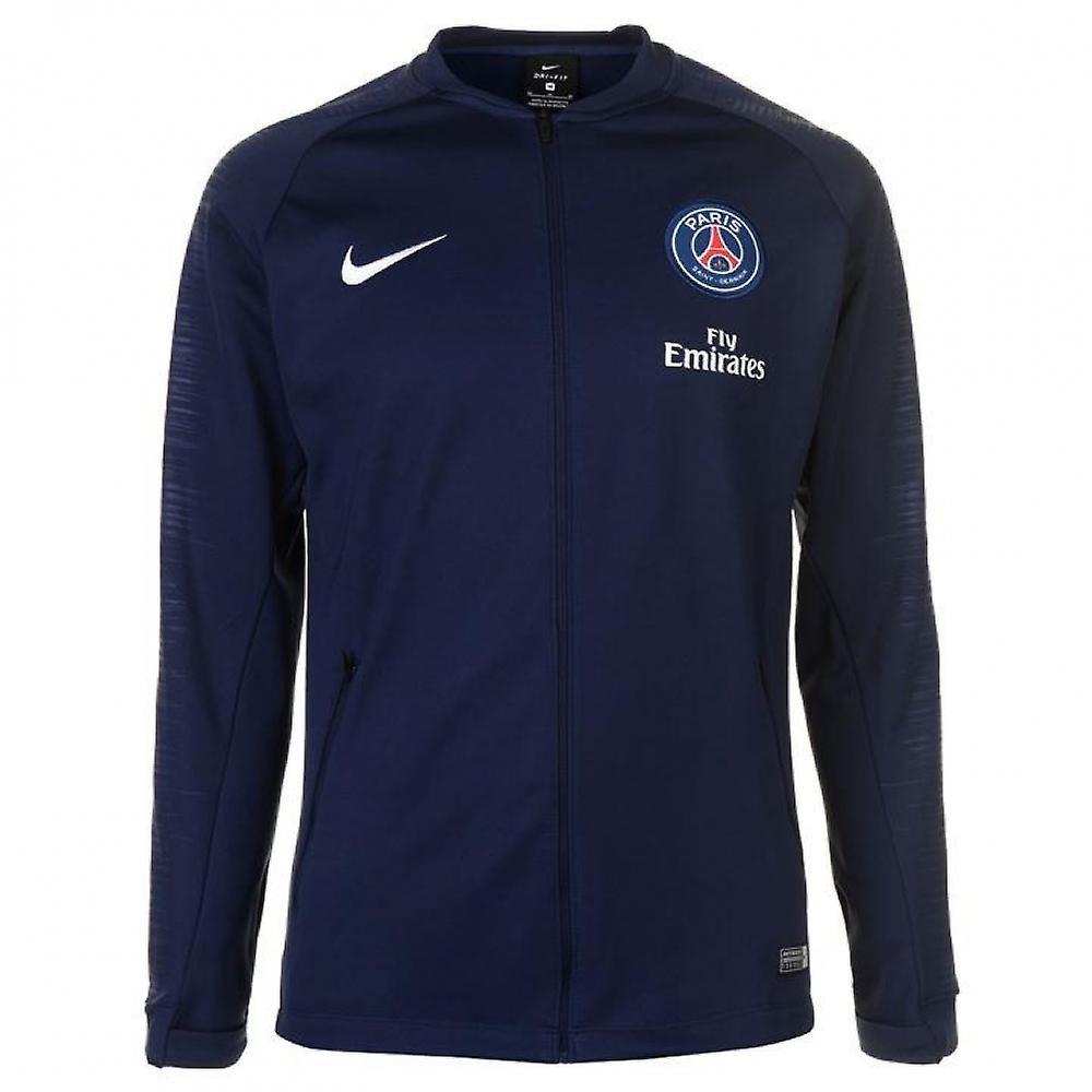2018-2019 PSG Nike Anthem Jacket (Navy)   Fruugo UK