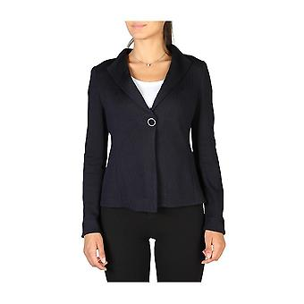 Emporio Armani -BRANDS - clothing - classic jacket - 3Z2G6N2JAAZ0920_276 - ladies - navy - 44