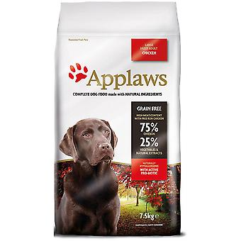 Applaws Dog Dry Adult Large Breed Chicken - 7.5kg
