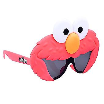 Party Costumes - Sun-Staches - Sesame Street Elmo Kids Cosplay sg3057