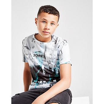 New Sonneti Boys' Tronic T-Shirt Grey
