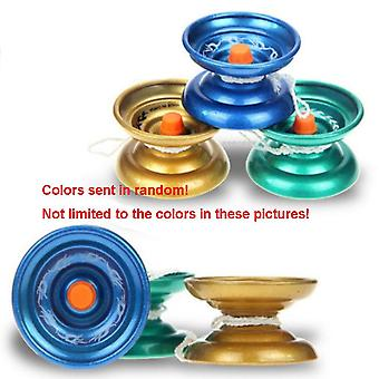 Professional Ball Bearing Alloy Yoyo Tricks - Kids Gift Funny Toys