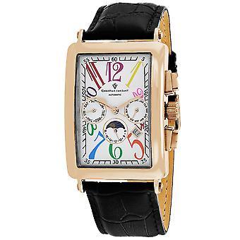 Christian Van Sant Men's Prodigy White Dial Uhr - CV9145