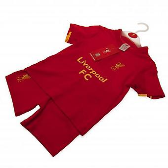 ליברפול ילדים/ילדים 2012/13 T חולצה וקבוצה קצרה