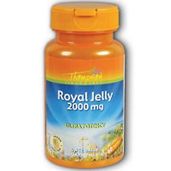 Thompson Royal Jelly, 60 Caps