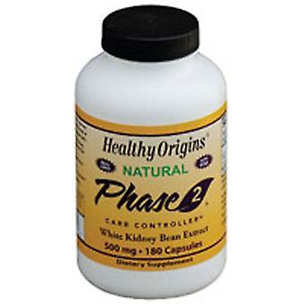 Healthy Origins Phase 2 Carb Controller, 180 Bonnets de légumes