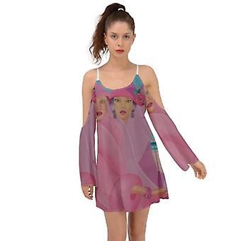 Palm Beach - Dámské Boho šaty
